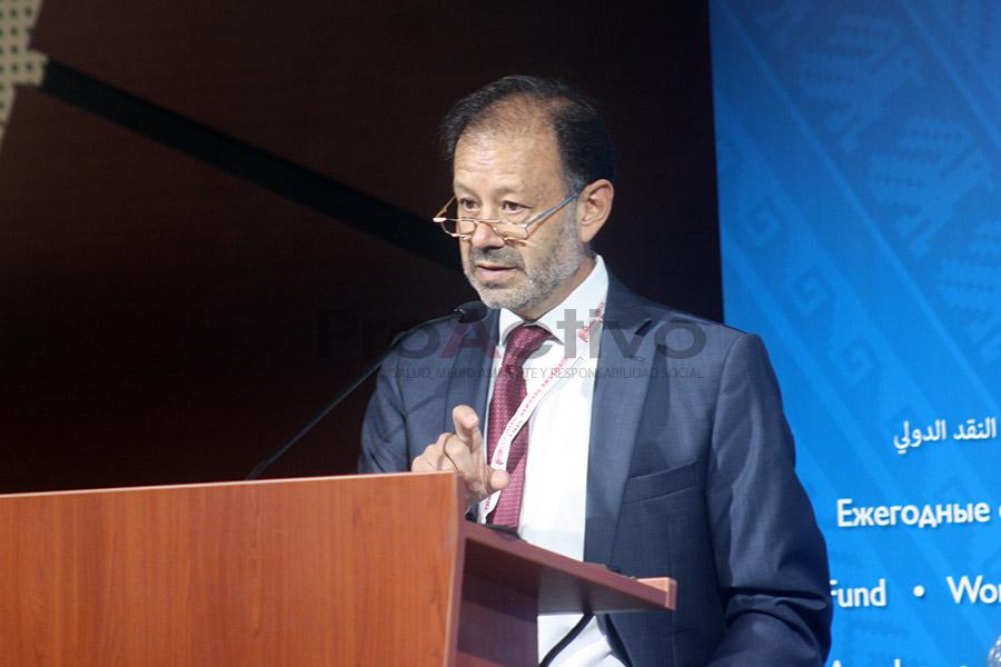 Augusto de la Torre, Economista en Jefe del Banco Mundial para América Latina y el Caribe.