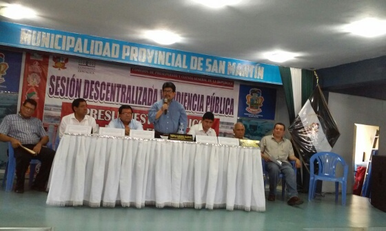 Gobernadores de Cajamarca, Amazonas y San Martín proponen crear Macroregión Noramazónica