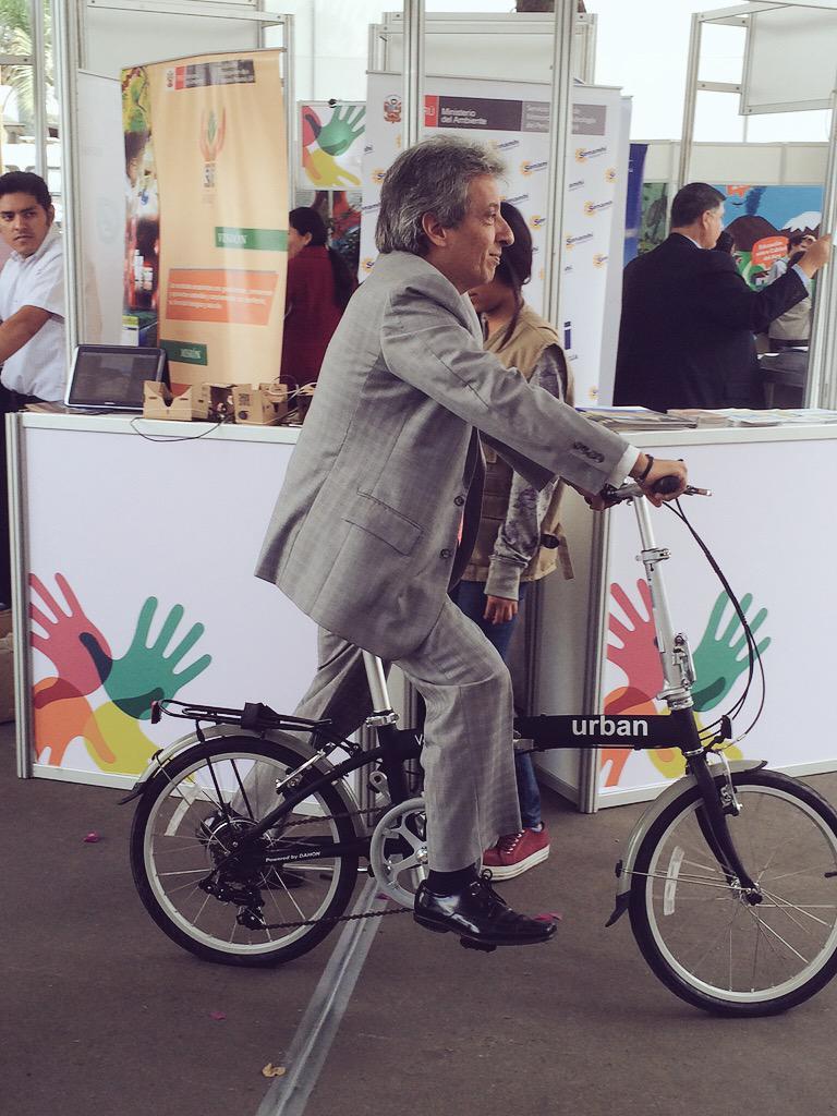Ministro Manuel Pulgar-Vidal (Foto: @LuisMiguelLlC)