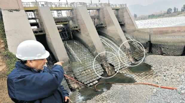 Planta de Tratamiento de Agua Huachipa (Foto: El Comercio)