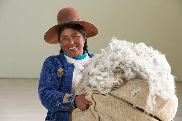 Primera promoción de 25 esquiladores se forma gracias a planta de fibra de alpaca que impulsa Antapaccay
