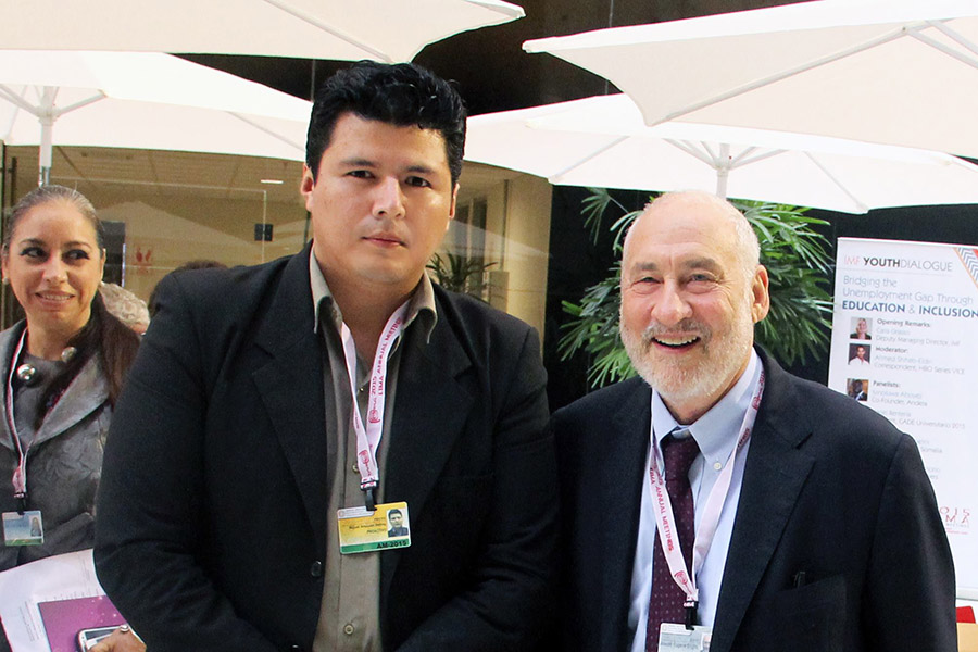 Stiglitz-Ampudia
