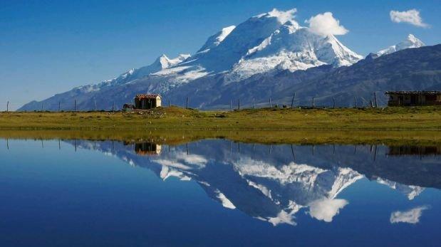 El Parque Nacional Huascarán es un área natural protegida y en Fiestas Patrias recibió más de 11 mil turistas. (Foto: Archivo El Comercio)