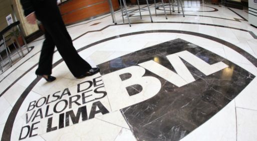 BOLSA DE VALORES DE LIMA,  AMBIENTES E INTERIORES