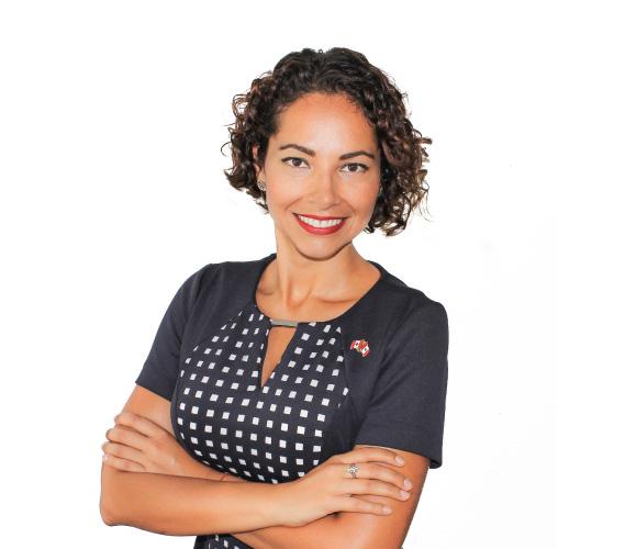 Cecilia Lozada, Gerente General de la Cámara de Comercio Canadá Perú