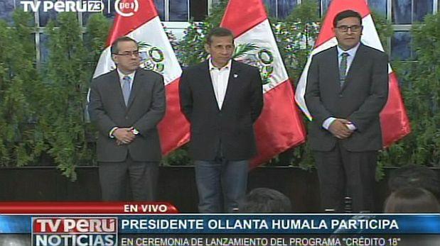 El crédito educativo permitirá que los jóvenes paguen el préstamos hasta en 15 años.(Foto: Captura de TV Perú)