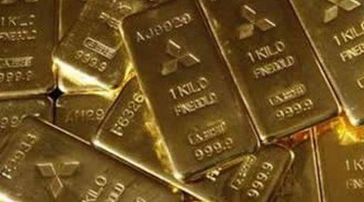 El oro tocó un máximo de tres meses de 1,176.20 dólares por onza el miércoles-Foto: Gestión