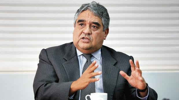 Presidente de la Asociación de AFP, Luis Valdivieso. Foto: El Comercio