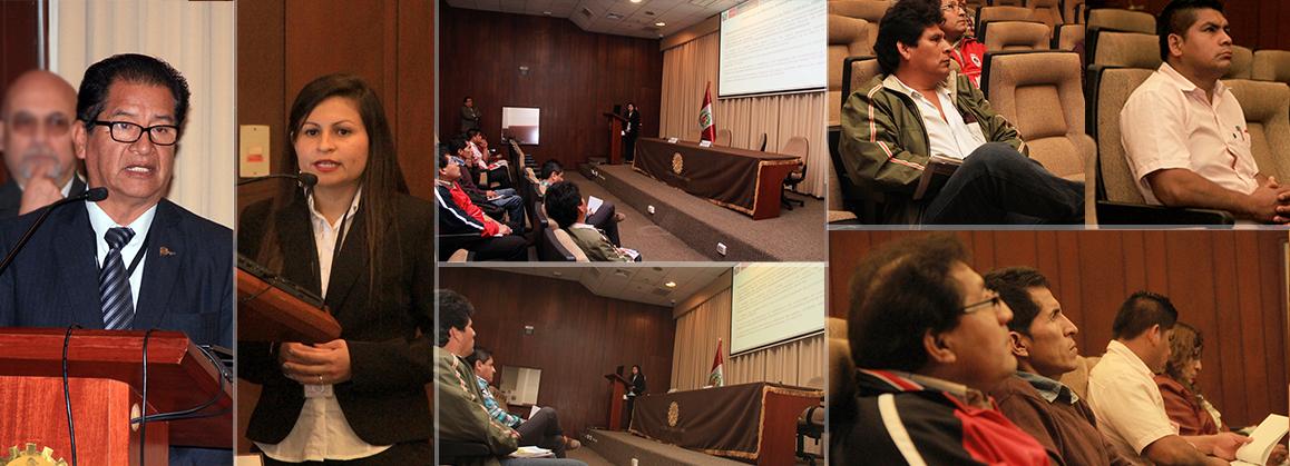 Capacitan a mineros de Lima Metropolitana en proceso de formalización