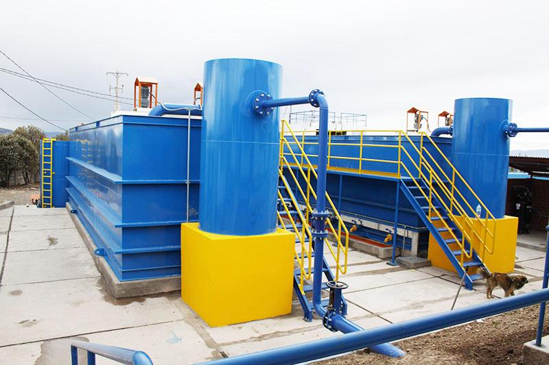 Minera Antapaccay entregó modernas plantas potabilizadoras de agua potable a Espinar