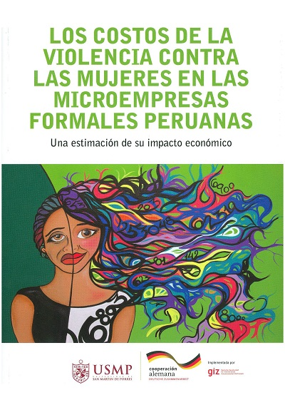 Portada libro - Los costos de la violencia contra las mujeres en las microempresas formales peruanas