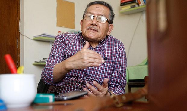 Investigador Jorge Sotelo Salas (Foto: La República)