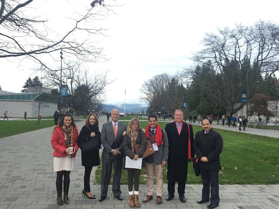 Cámara de Comercio Canadá Perú - CCCP Misión educativa a Canadá