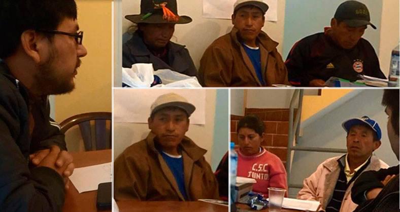 MEM inicia en Apurímac tercer proceso de Consulta Previa para exploración minera