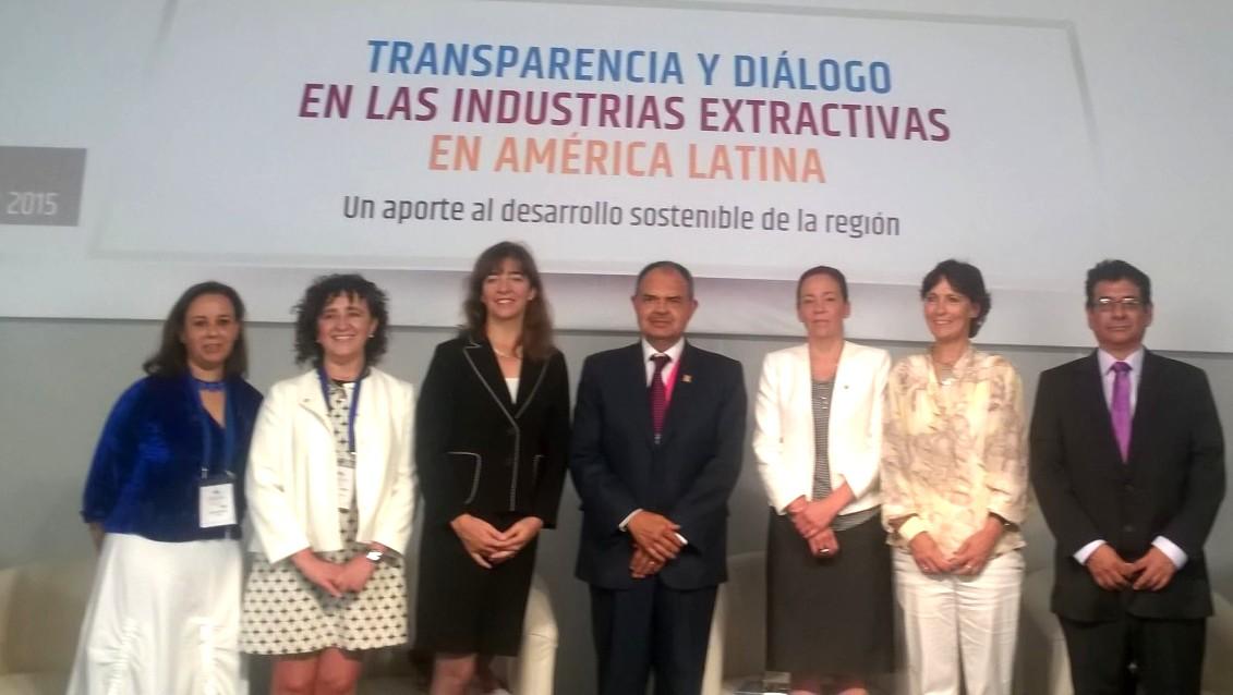 Transparencia y diálogo en las industrias extractivas en América Latina