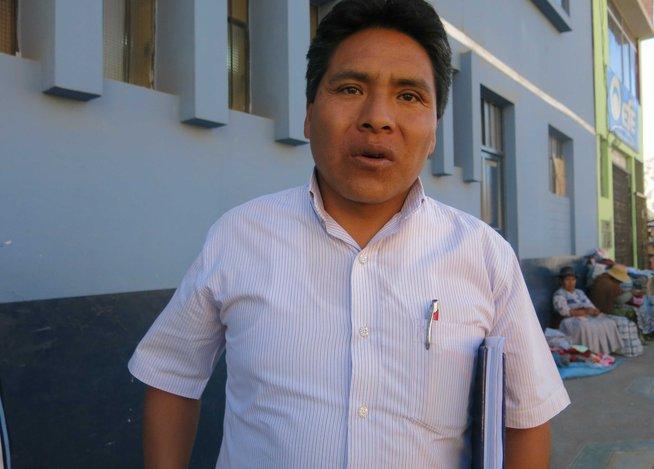 Máximo Ramos Apaza