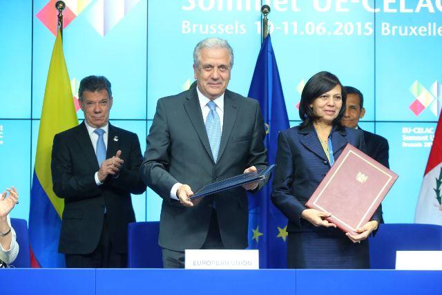 proceso para eliminar visa Schengen a peruanos concluye en marzo 2016