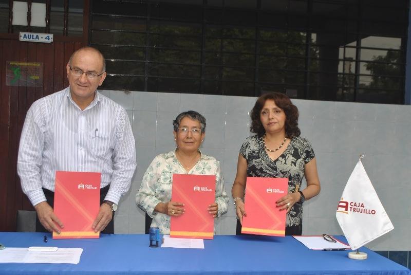Caja Trujillo atenderá a personas con discapacidad