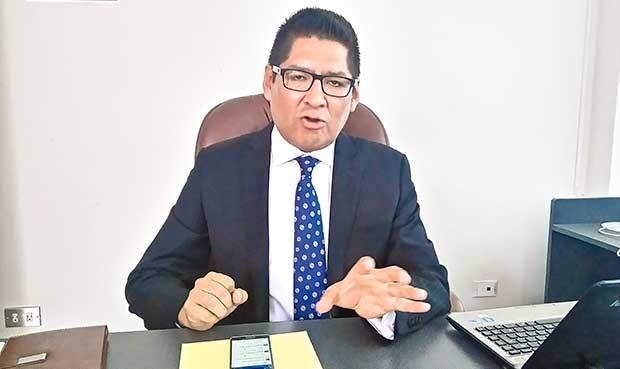 Vladimir Bustinza Delgado (Foto: la República)