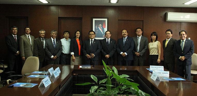 ANA suscribe acuerdo que promoverá inversión pública para fortalecer gestión del agua frente al cambio climático