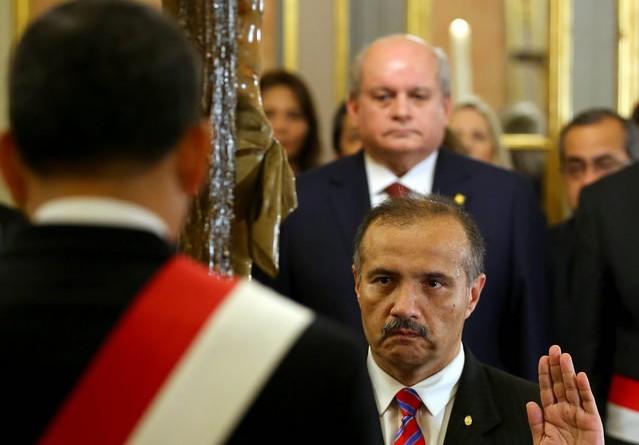 Francisco Dumler (Foto: Presidencia Perú).