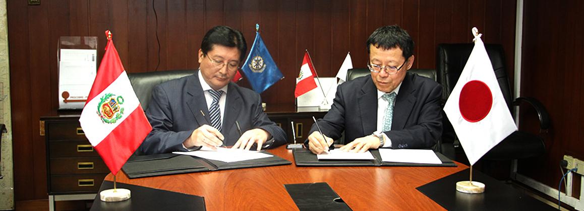 MEM firma convenio para fortalecer la gestión de pasivos ambientales mineros