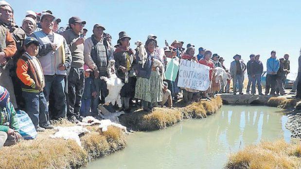 Premier recibirá a afectados por contaminación en Ramis