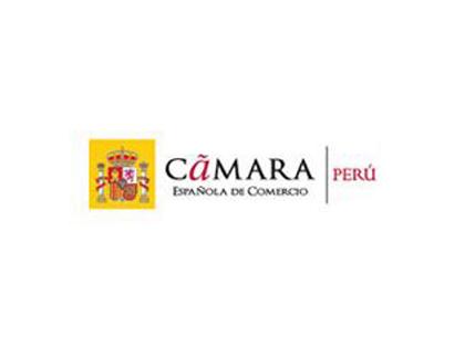 Camara comercio españa peru española