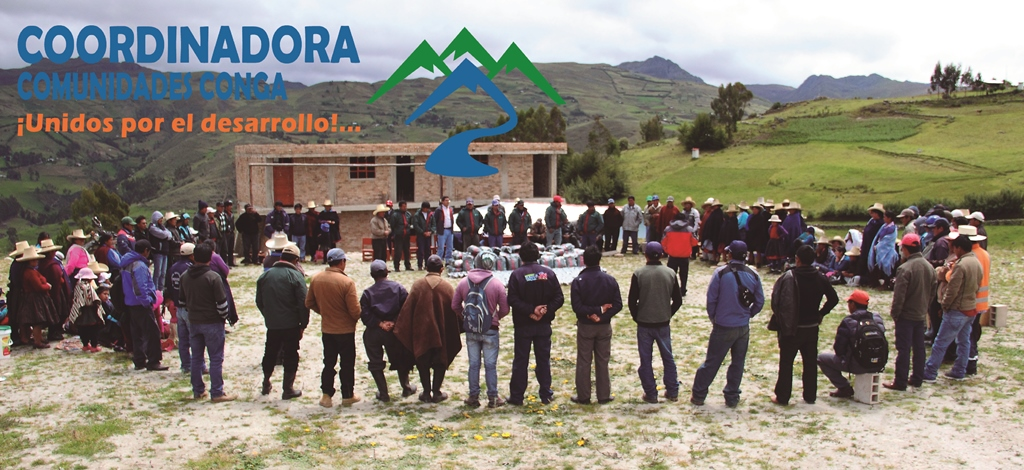 Foto: Coordinadora Comunidades Conga