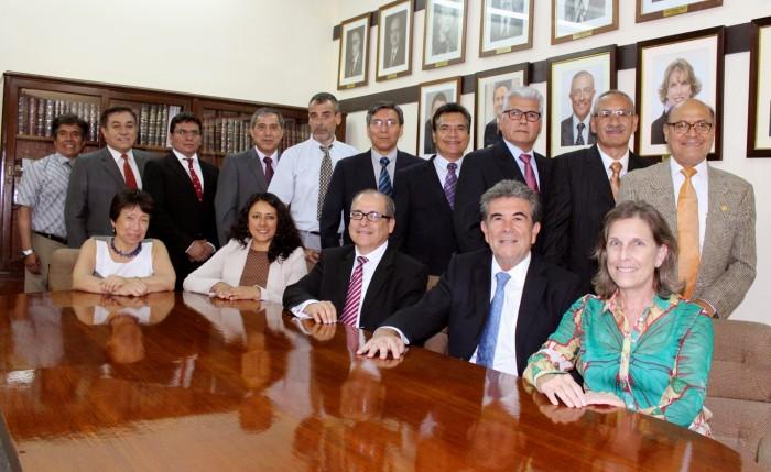 Foto: Sociedad Geológica del Perú.