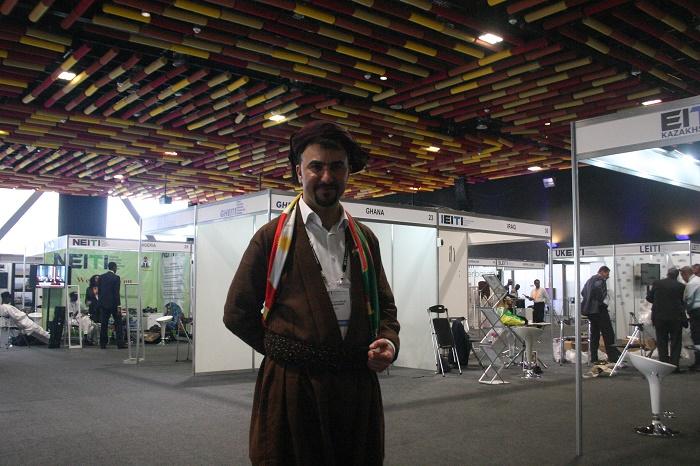 Khalid Naqshabandy (Foto: ProActivo)