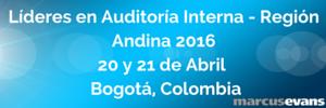 Líderes en Auditoría Interna - Región Andina 201620 y 21 de AbrilBogotá, Colombia (4)