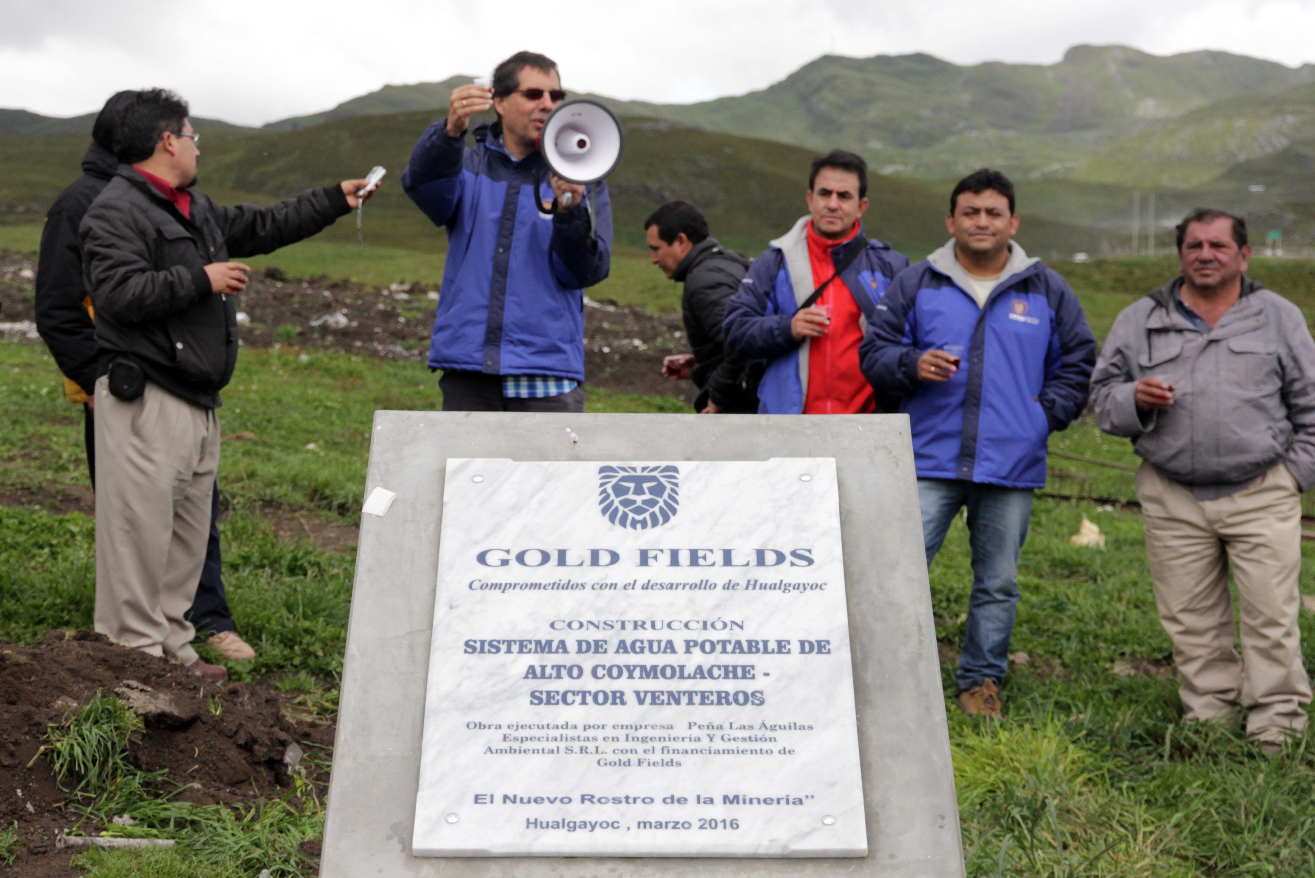 Foto: Gold Fields