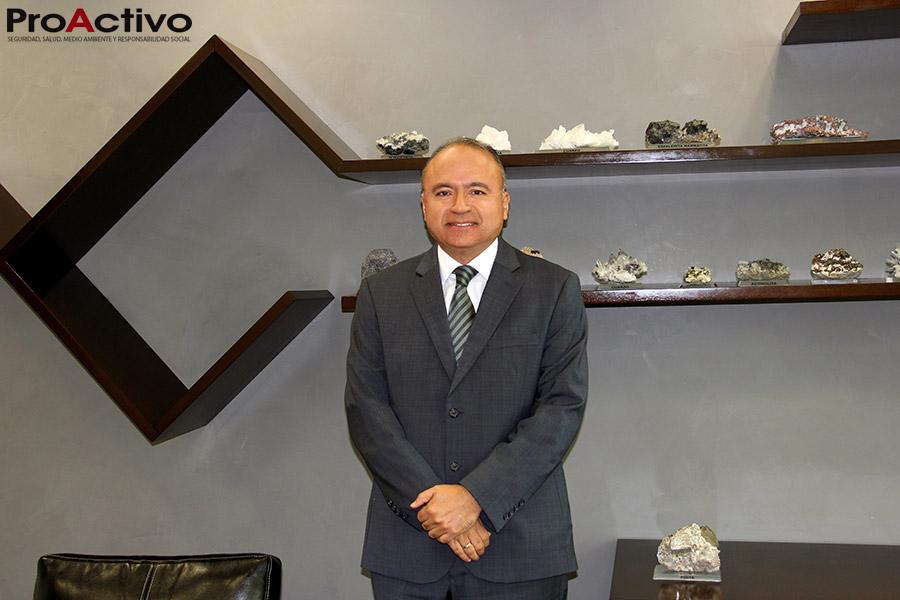 Victor Gobitz, CEO – Gerente General del Grupo Milpo.