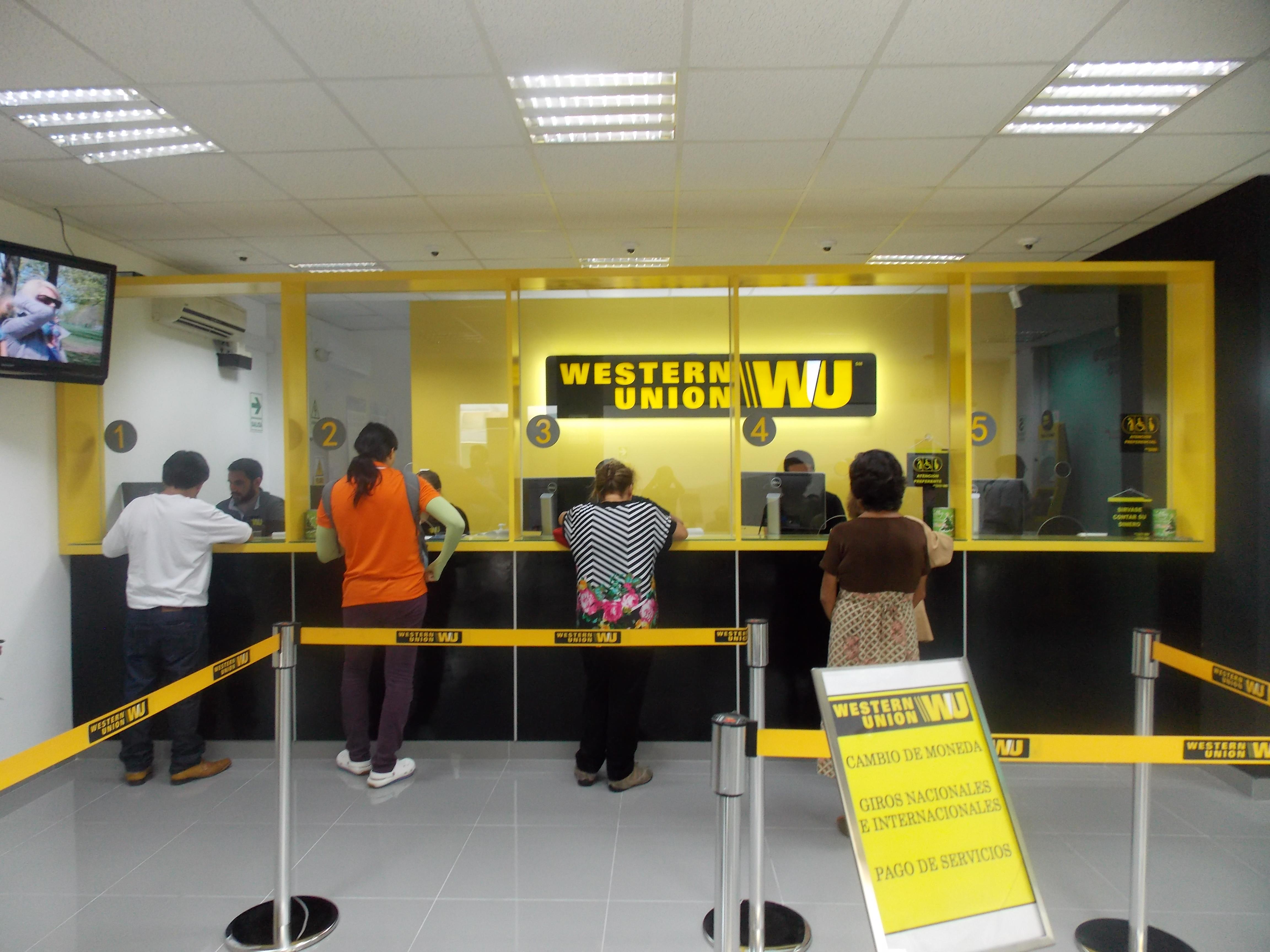 Foto: Western Union