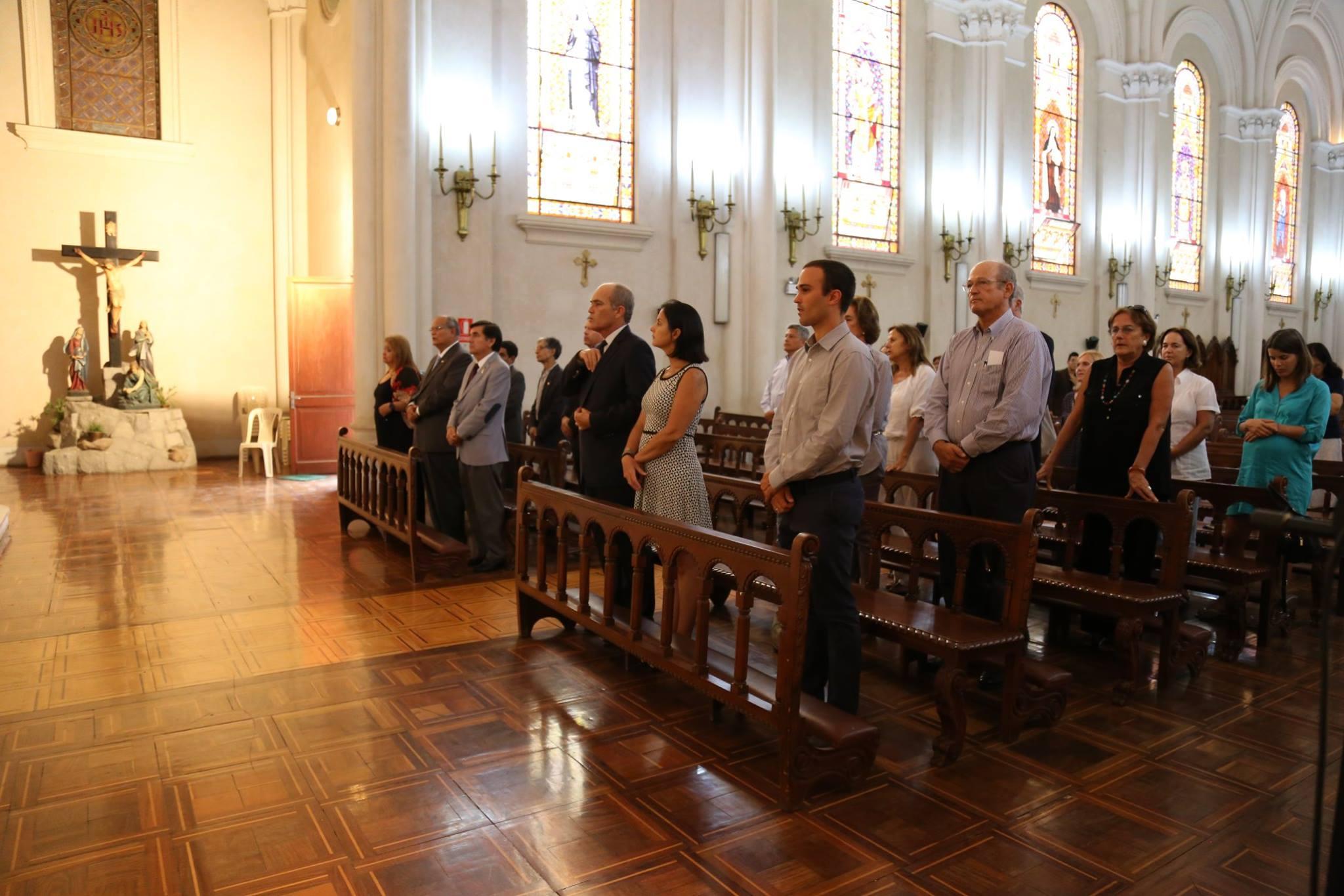 misa Alberto Benavides 1