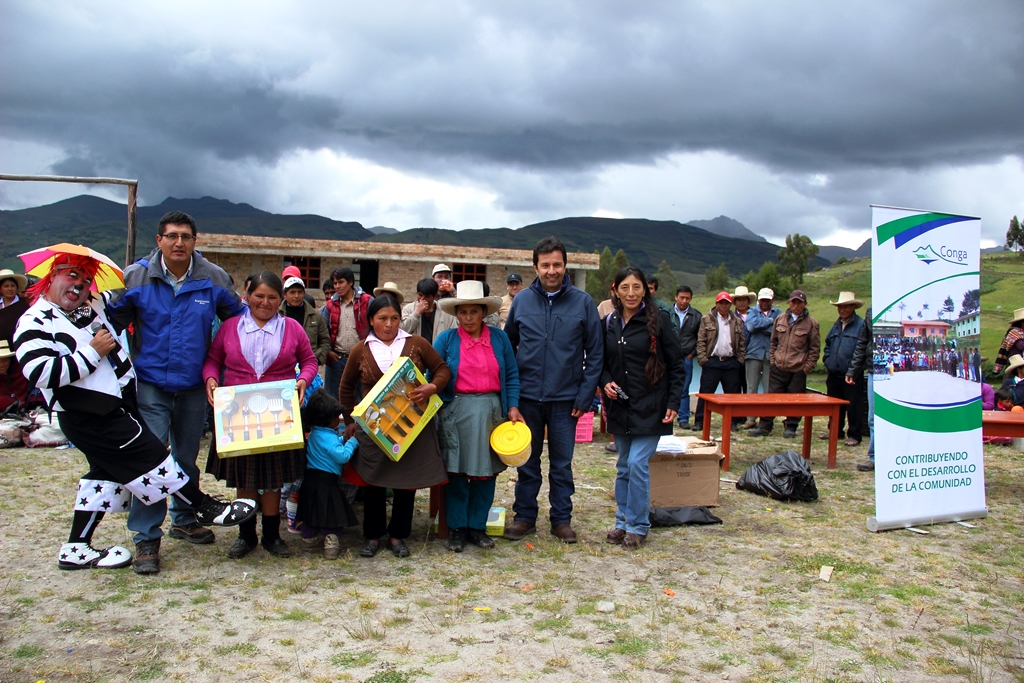 Foto: Proyecto Conga.