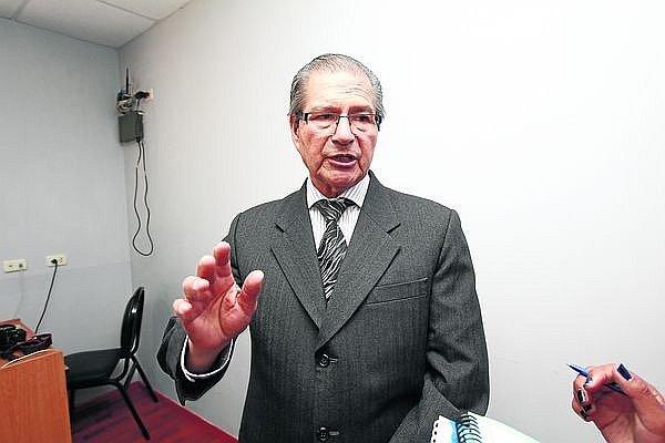 Isaac Martínez jefe de la AAA Caplina- Ocoña (Foto: Correo).