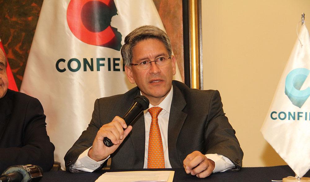Martin Pérez Confiep