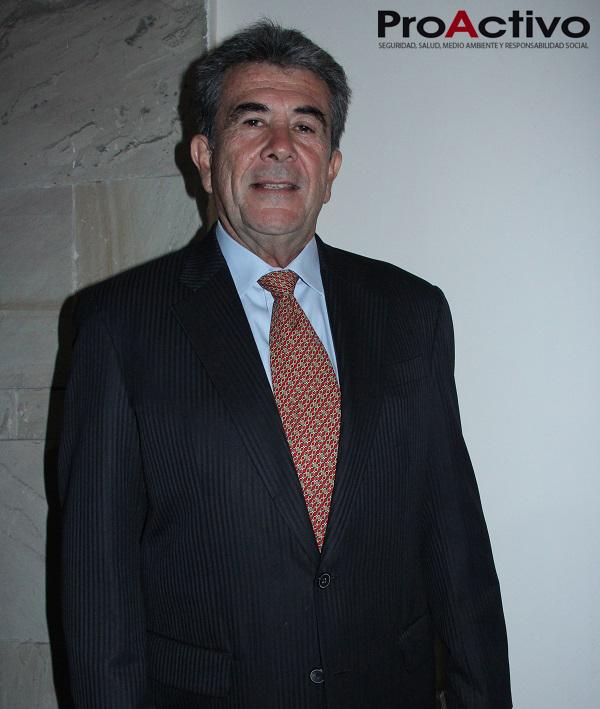 Carlos Monges Reyes, presidente del Consejo Directivo de la Sociedad Geológica Peruana (Foto: Piero Gálvez/ProActivo).