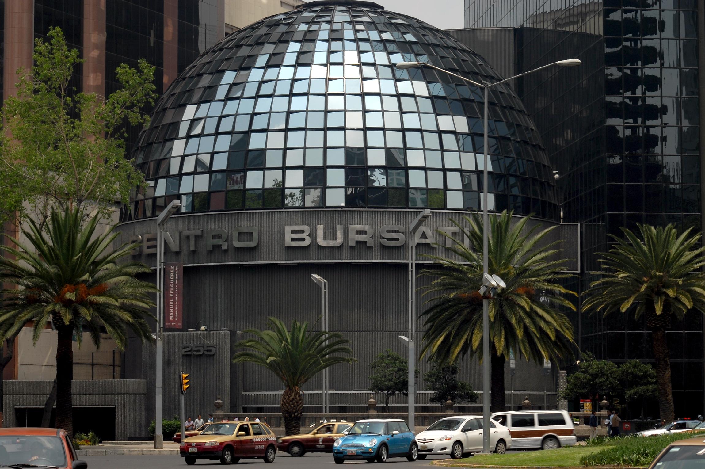 Bolsa Mexicana de Valores.