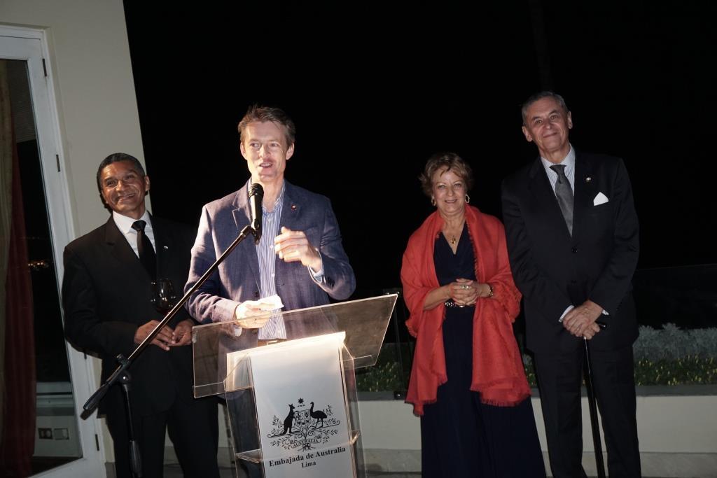Foto: Embajada de Australia.