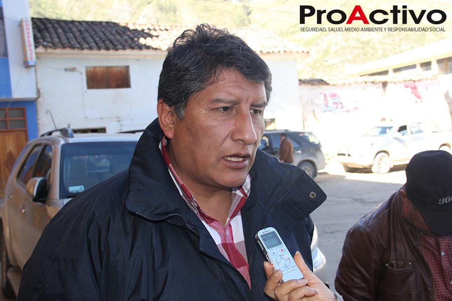 Fernando Castillo del Minem - Foto: ProActivo
