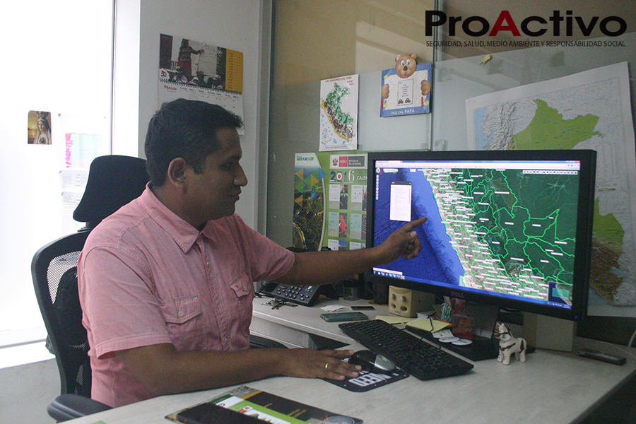 Fernando Neyra, director de Ordenamiento Territorial del MINAM (Foto: ProActivo.
