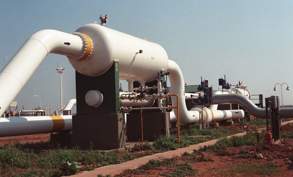argentina gas