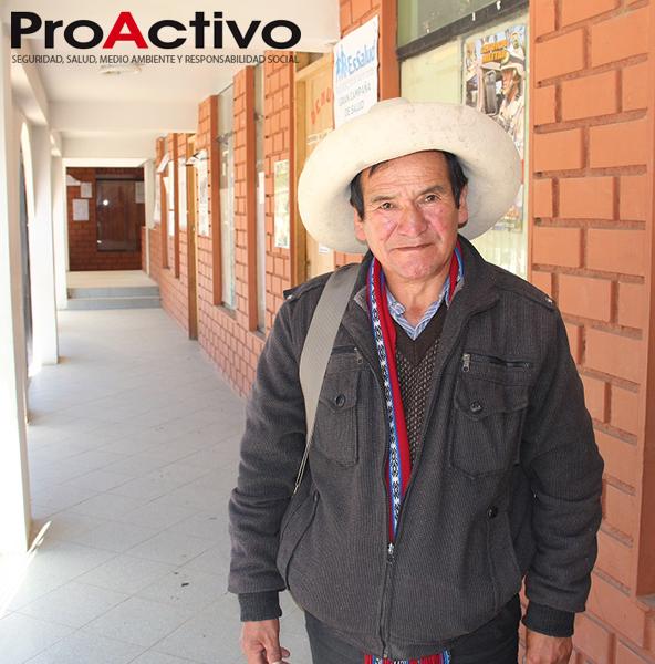 Alcalde Isaac Anaya - Foto: ProActivo.