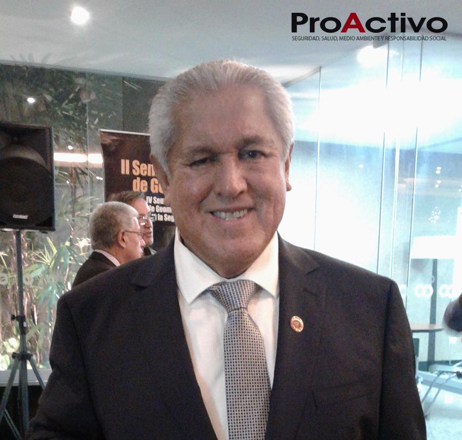 Miguel Ángel Zúñiga, presidente del CONAMIN (Foto: ProActivo).