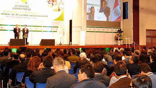 Foto: III Congreso Internacional de Relaciones Comunitarias