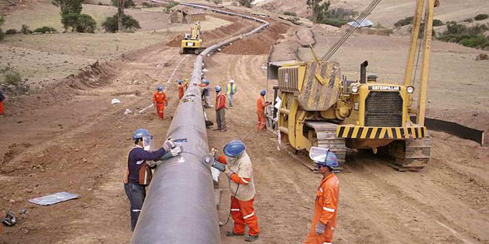 Resultado de imagen para gasoducto SUR
