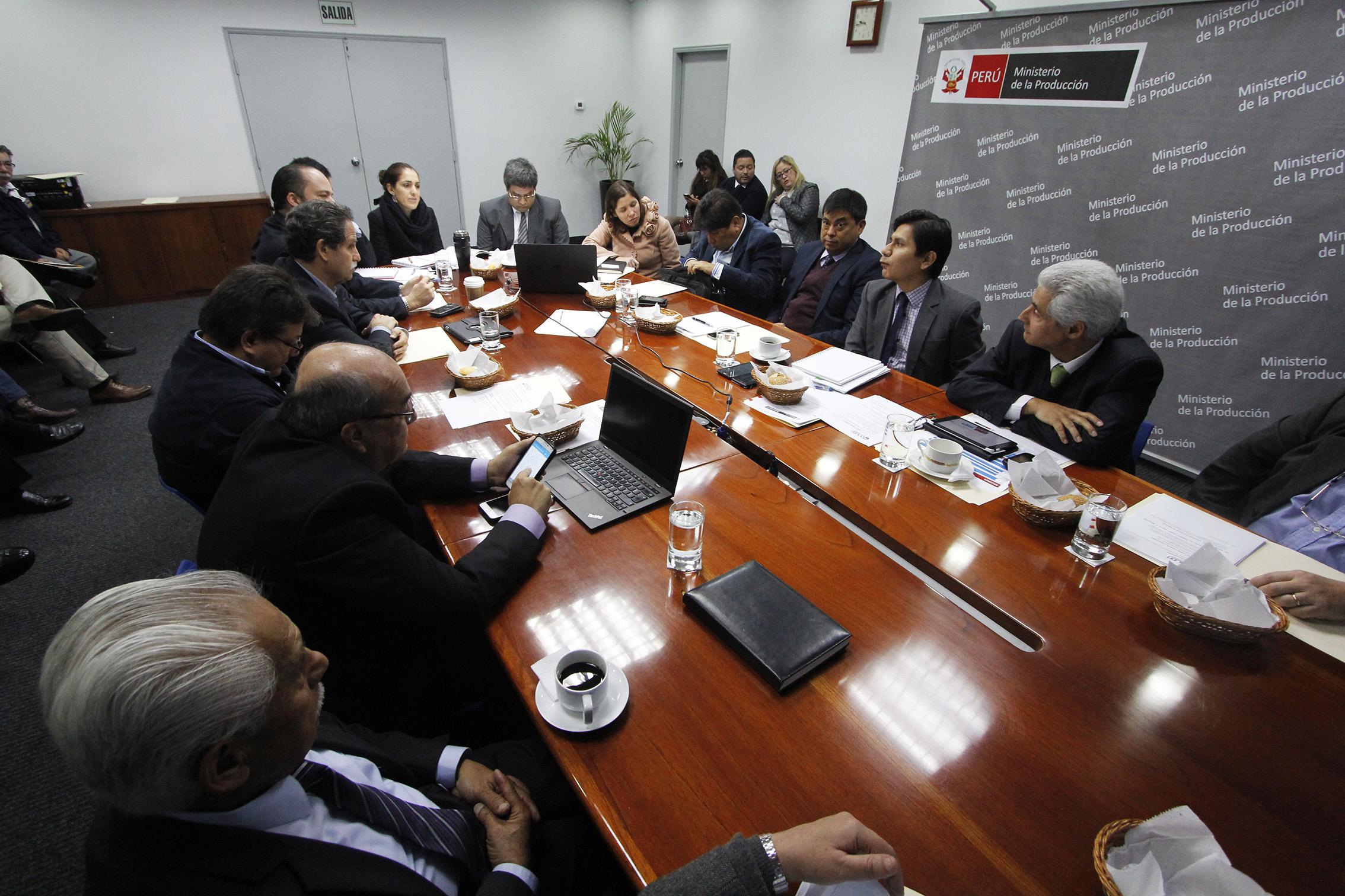 Foto: Ministerio de la Producción